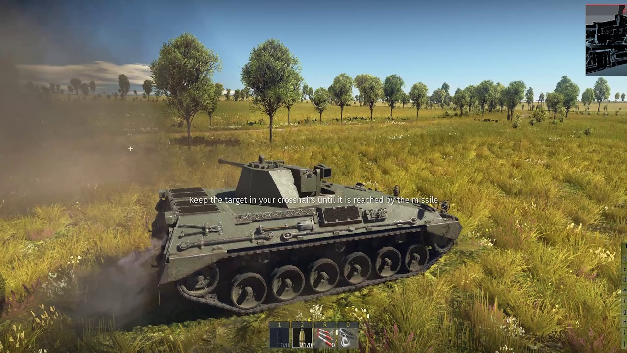 war thunder test drive all