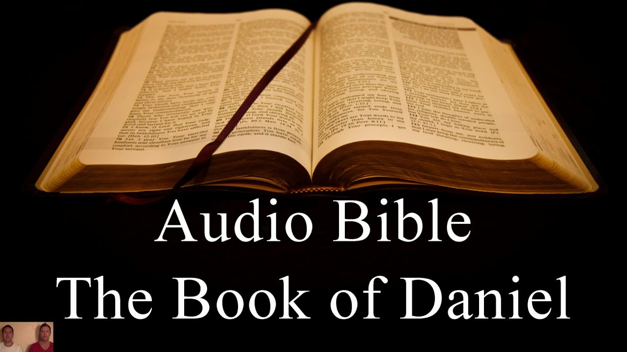 daniel of the audio book