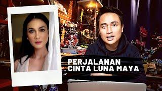 Download Mp3 Luna Maya, Satu-satunya Jalan Untuk Maju Adalah Kembali Kepada...