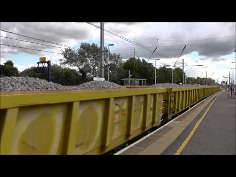 Freight Trains & Railtours at Speed compilation