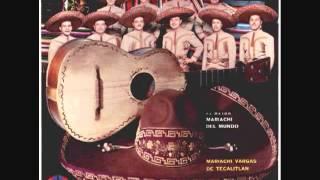 """Mariachi Vargas de Tecalitlan """"El Carretero"""""""