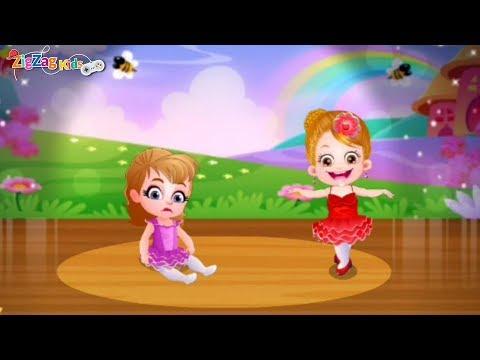 Baby Hazel Ballerina Dance 2 | Full Movie Game | ZigZag Kids HD