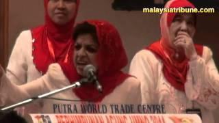 Ucapan Kontroversi Shahrizat -Perhimpunan Agung UMNO 2011