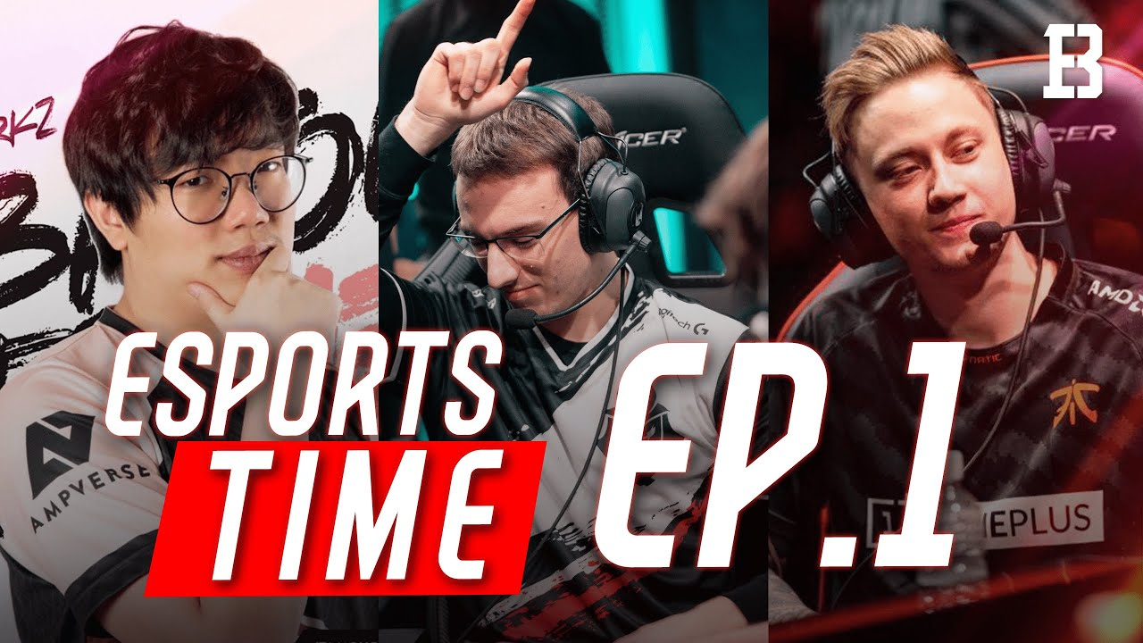 Esports Time EP 1 : Perkz ย้ายออกจาก G2 I Rekkles ออกจาก Fnatic I Memarkz ประกาศวางมือ