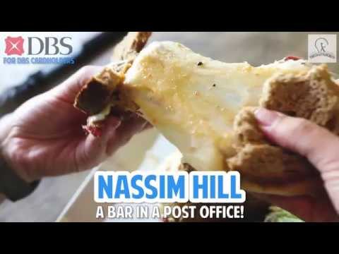 Nassim Hill - A bar in a post office!