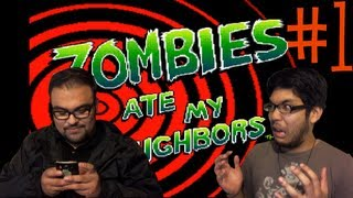 Zombies Ate My Neighbors - GameArea - Zombies Ate My Neighbors #1 - (IT