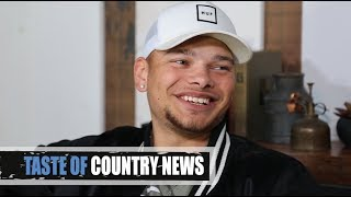 Kane Brown Dishes on That Hot + Heavy 'What Ifs' Performance