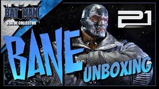 Arkham Origins Mercenary Bane 1/3 Scale Statue Unboxing From Prime 1 Studio!