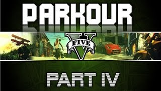 GTA V: Parkour And Freerunning At The Construction Site   Best Parkour Locations   Stunts And Fails