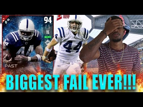 ULTIMATE FREEZE DALLAS CLARK GOES OFF | CANT BELIEVE THE ENDING! - Madden 17 Ultimate Team