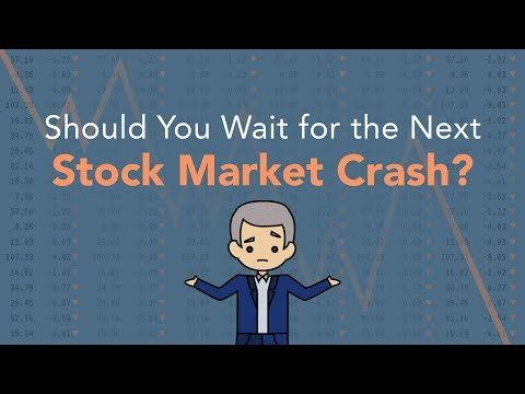 Why I'm Waiting for the Next Stock Market Crash | Phil Town