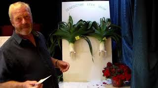 The Benedictine Leek and Onion Show, Cramlington 2020