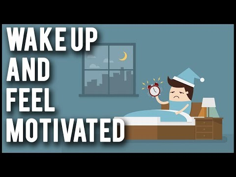 Best Morning Routine To Wake Up And Feel Motivated The Miracle Morning by Hal Elrod