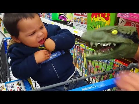 Baby and Animals Toy Fun and Fails 🧸 Funny Baby Video