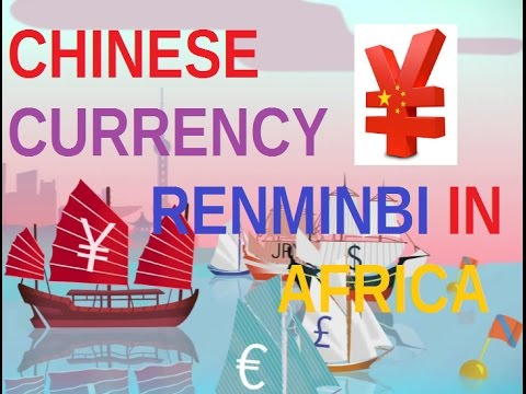 African countries started use of chinese currency Renminbi- One Belt one Road