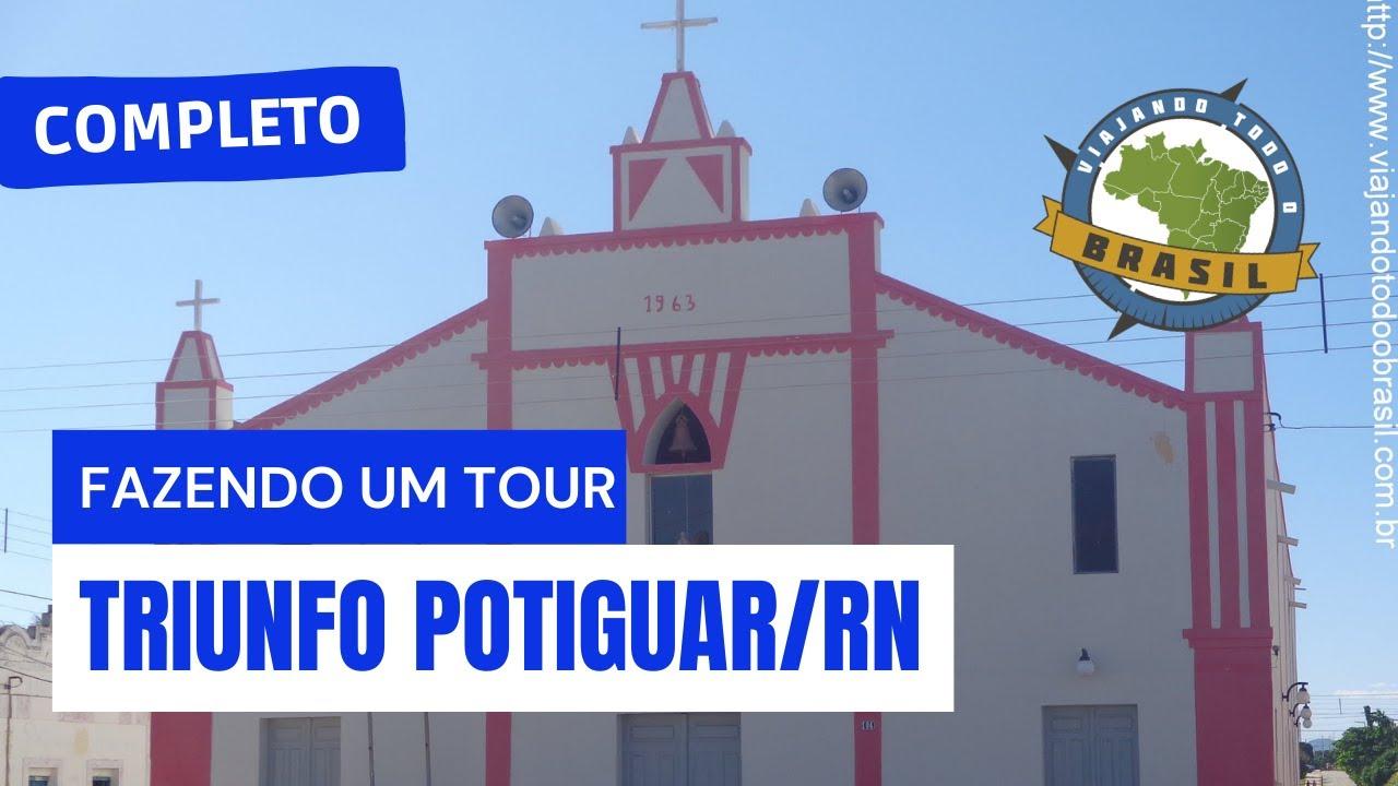 Triunfo Potiguar Rio Grande do Norte fonte: i.ytimg.com