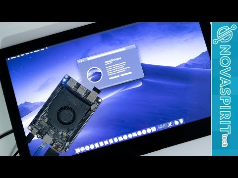 Guide: LattePanda Alpha Hackintosh Intel M3-7Y30