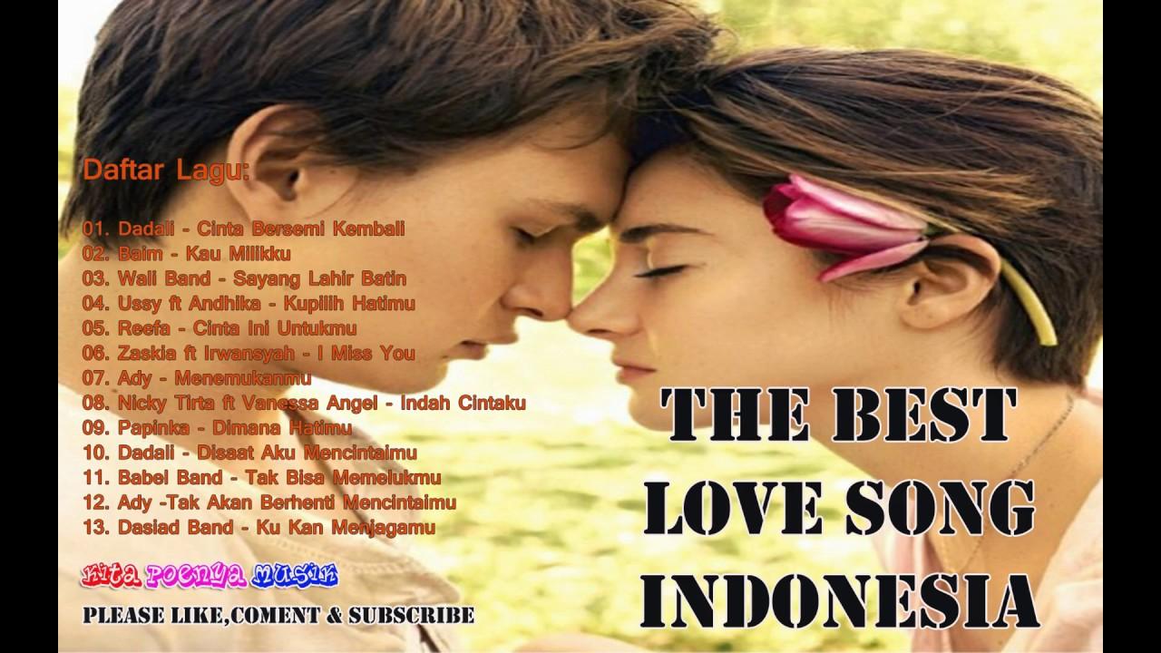 Daftar Lagu Romantis