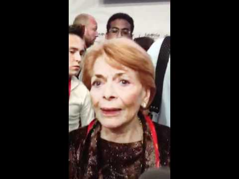Lys Assia reacts to Switzerland's Elimination from Eurovision 2012