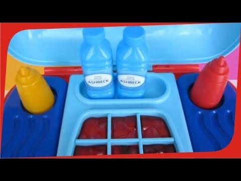 Mainan Anak Anak Perempuan Video Mainan Anak Perempuan Mainan Masak Masakan Ayam Bakar Youtube