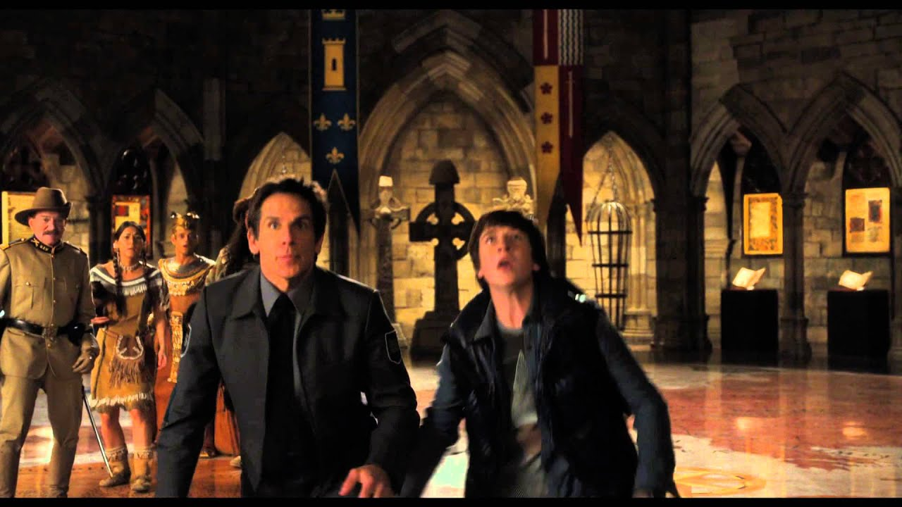 night at the museum: secret of the tomb - trailer 1 - youtube