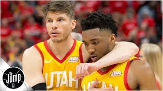 Kyle Korver sent a message with his Donovan Mitchell comments - Richard Jefferson | The Jump