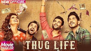 Thug Life Official Trailer   Harish Verma   Jass Bajwa   Rajiv Thakur   Speed Records