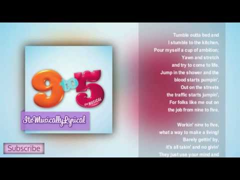 9 to 5 2008  9 to 5  Lyrics