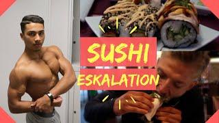 Ganzkörpertraining + All You Can Eat Sushi (Vlog)