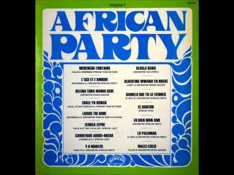L' African Team : El Bantou