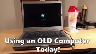 Can You Use a Computer from 2003 Today? | Dell Inspiron 8500 Review!