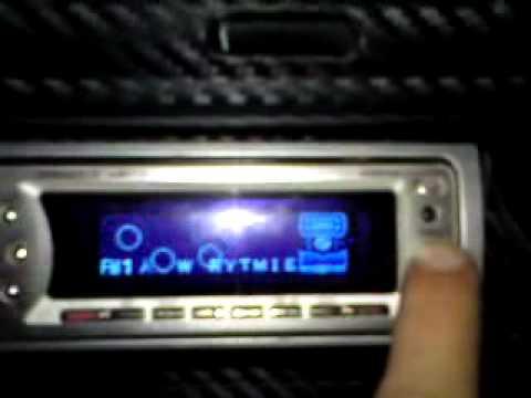 sony cdx f7500