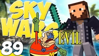 "Minecraft Sky Wars: Game 89! ""I HAVE BETRAYED ONCE AGAIN!"" w/Blitzwinger"