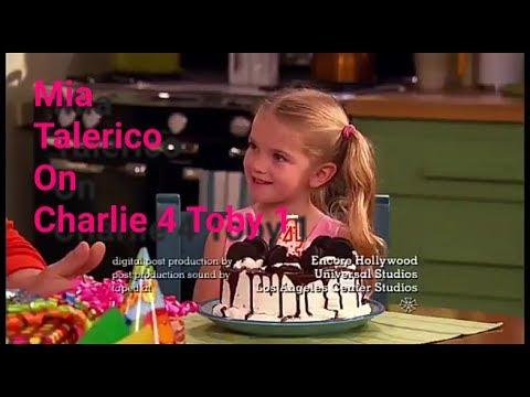 Mia talerico on Good luck Charlie season 4 episode 8  Charlie 4 toby 1