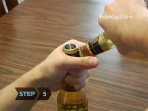 How to Open a Beer with Another Beer