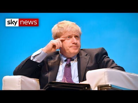 Boris Johnson refuses to address row with girlfriend