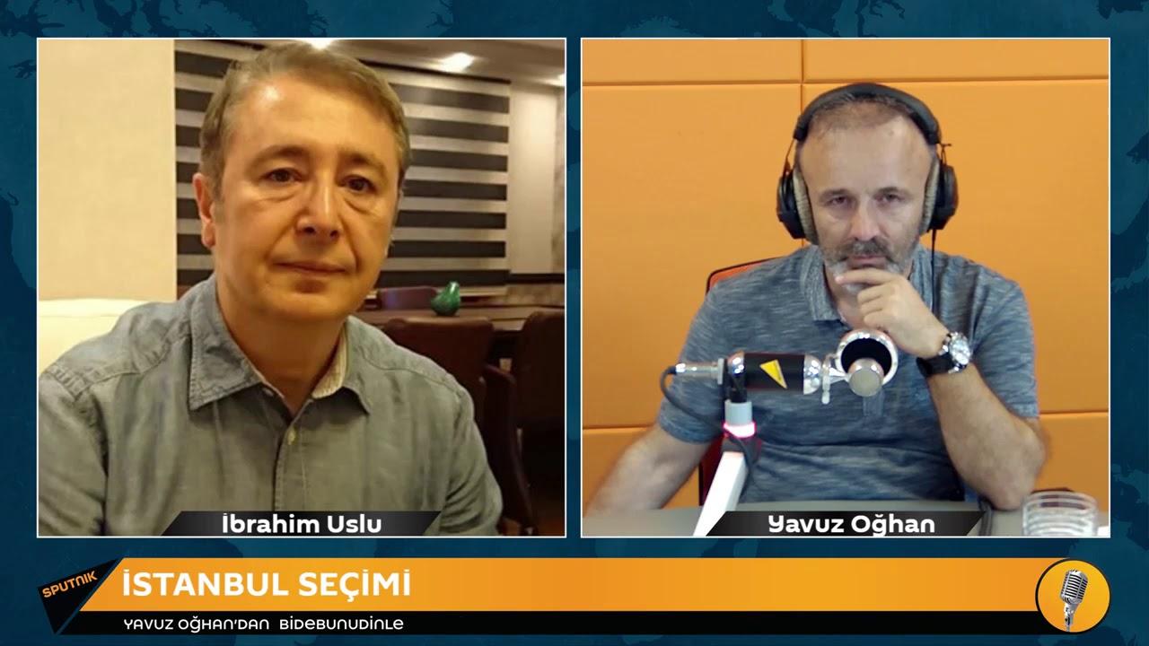 ANAR Genel Müdürü İbrahim Uslu: Ekrem İmamoğlu önde