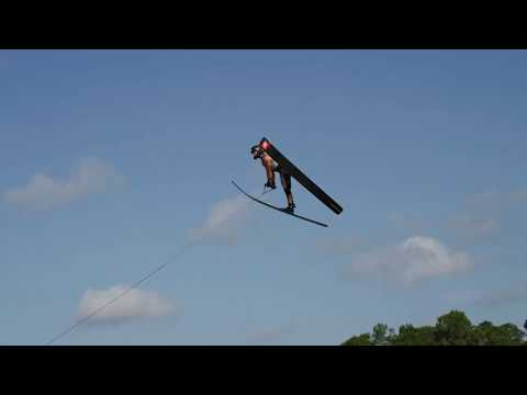 Ryan Dodd's Water Ski Record | Daily Planet