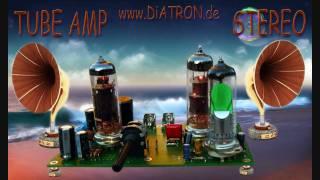 Stereo Tube Amp HiFi Röhren Verstärker