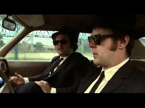 The Blues Brothers - You traded the Cadillac for a microphone?