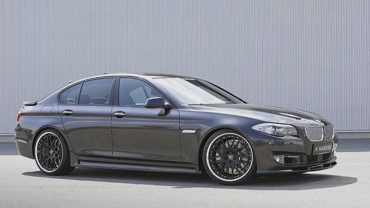 2010 hamann bmw 5 series f10 with bodykit youtube. Black Bedroom Furniture Sets. Home Design Ideas