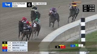 Vidéo de la course PMU CLAMING 10-12