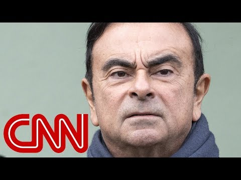 Carlos Ghosn's Arrest Tests Renault-Nissan Alliance