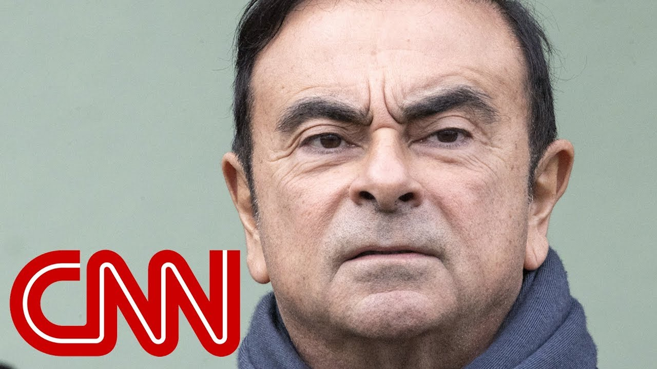 Nissan Chairman Carlos Ghosn arrested in Japan