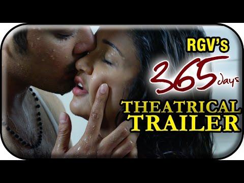 365 Days Movie Theatrical Trailer | Nandu | Anaika Soti | Ram Gopal Varma