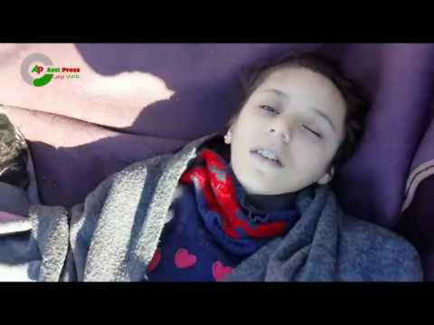 Video: Chemical Gas Attack Killed Dozens of children In Syria !!! Heartbreaking Scenes.