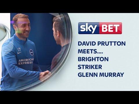 David Prutton meets... Glenn Murray