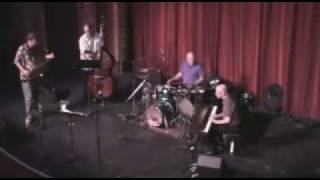 """Movin' On""-Dave Wilson, Adam Nussbaum, Jim Ridl, Tony Marino: Yorkfest, 8/29/2009"