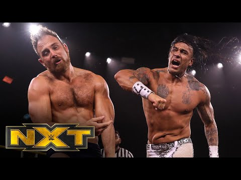 Damian Priest vs. Timothy Thatcher – NXT North American Title Match: WWE NXT, Sept. 16, 2020