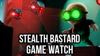 Stealth Bastard (Free PC Action Game): FreePCGamers Game Watch